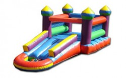 3 in 1 Jumping Castles