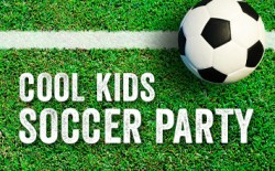 Soccer Kids Party
